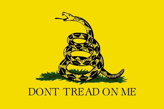 dont tread on me 569